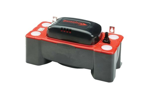 Diversitech FP 22 Furnace Condensate Pump 120V red 11.8 x 6.9 x 6 inches $119.89