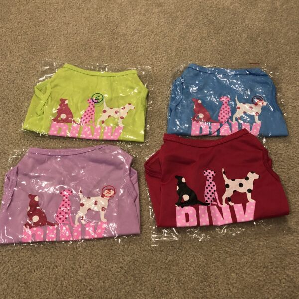 The Pink Dog Medium Shirts 4 $12.99