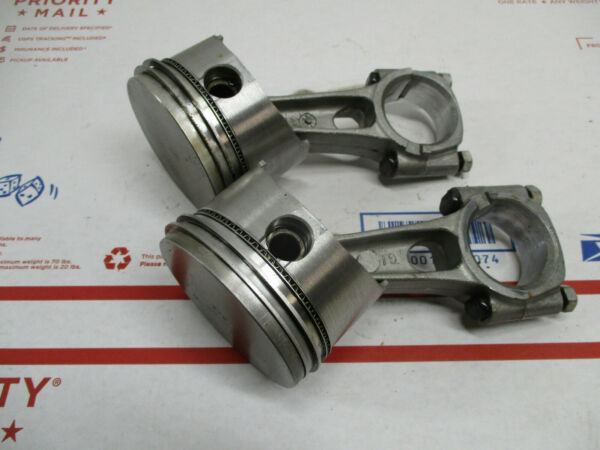 Toro Wheel Horse 520 H Onan P220 pistons and connecting rods