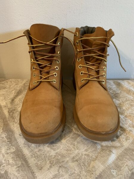 Timberland size 7M 6 Inch 18094 Basic Padded Collar Waterproof Men#x27;s Boots S $49.00
