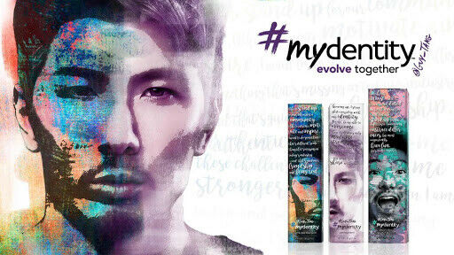 GUY TANG #mydentity HAIR COLOR FULL LINE DIRECT DYEDEMIPERMANENTBOOSTERS
