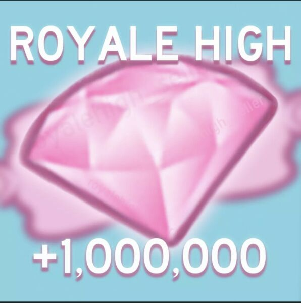 CHEAPSET💰1 Million Roblox Royal High Diamonds💰FAST DELIVERY READ DESC