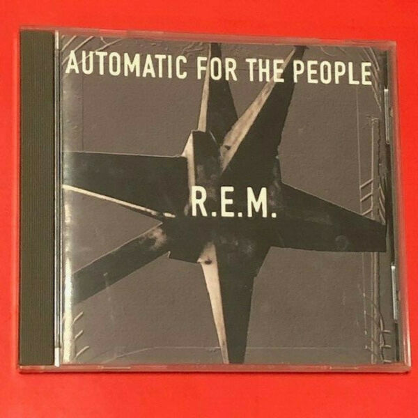 Automatic for the People by R.E.M. CD Sep 1992 Warner Bros. $6.00