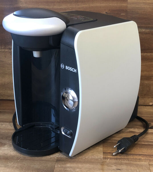 Coffee Maker Single Serve Bosch Tassimo T45 TAS4511UC 01 Clean Disk Machine Only