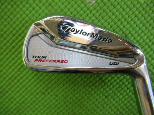 Nice Taylormade TP tour preferred UDI 2 18 iron project x lz 6.0