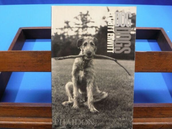Dog Dogs Elliot Erwitt Phaidon $6.00