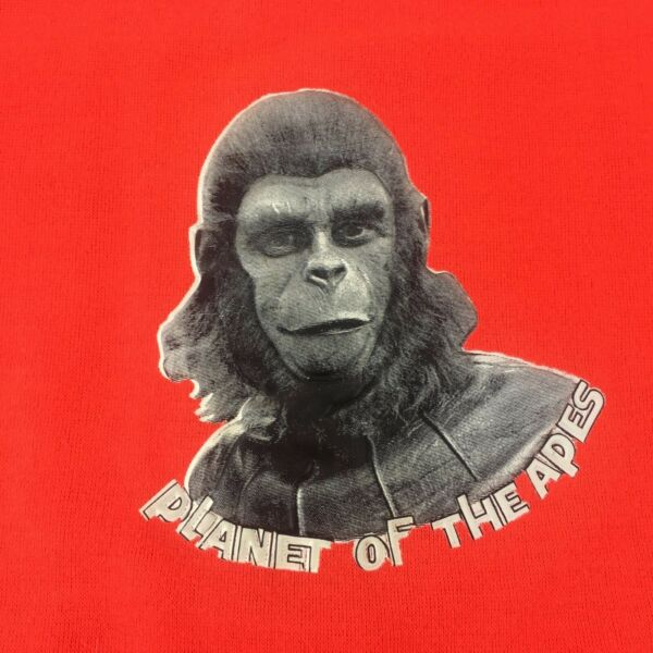Rare Vintage Small Kids T Shirt Planet of the Apes