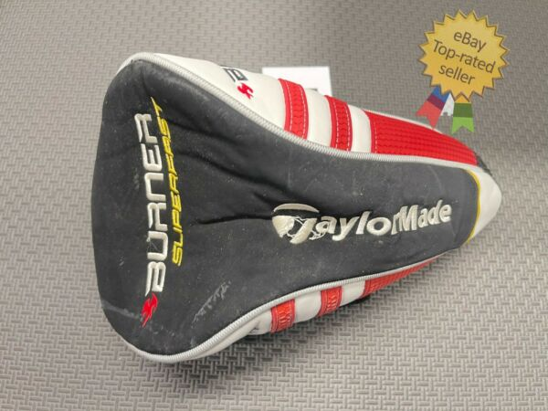Taylormade Burner Superfast driver head cover Proven Seller Fast Shipping
