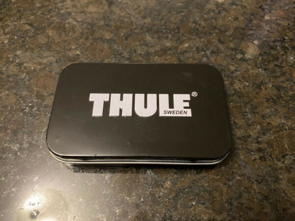 thule lock cylinders 6 Pack With Both Keys $49.99