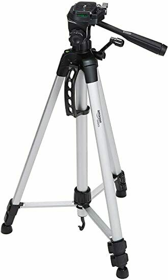 Amazon Basics 60#x27;#x27; WT3540 Lightweight Tripod with Bag