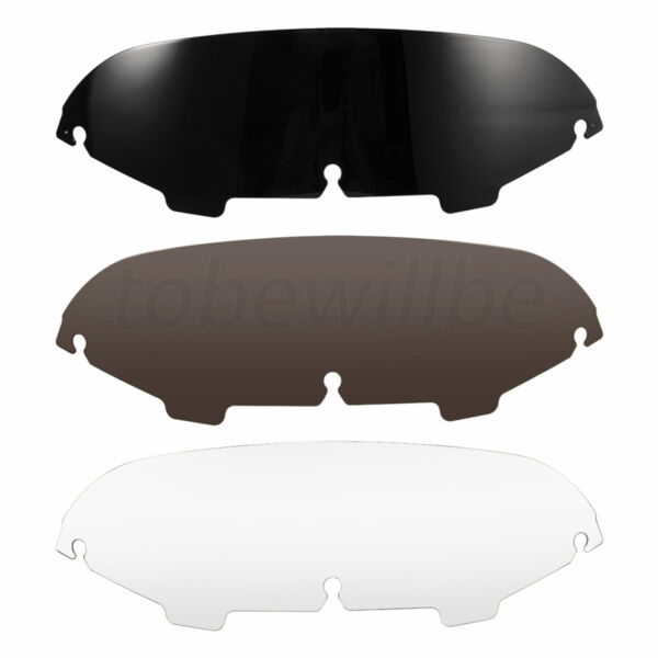 5quot; Windshield Windscreen Fit for Harley Electra Street Glide Ultra Classic 96 13