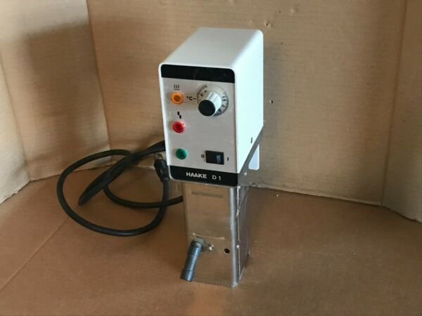 Haake D1 Heated Immersion Circulator Clamp On $149.99