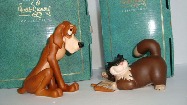 Cinderella Bruno Dog Like Cats Meany Sneaky Roos a Fee Disney Classic Collection $89.25