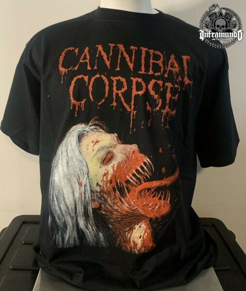Cannibal Corpse Death Metal Large Size T Shirt $16.99