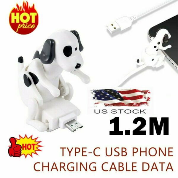 Type c Funny Humping Dog Fast Charger Cable WP $10.36