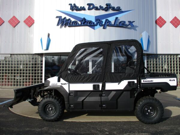2021 Kawasaki MULE PRO FXT EPS PLOW PACKAGE * FULL SOFT CAB * WINCH * CALL NOW $19287.00