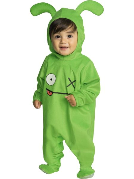 Green Ugly Dolls Ox Baby Costume