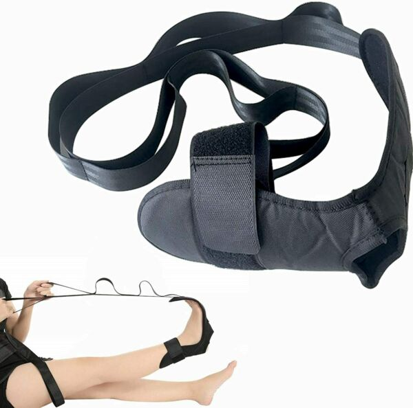 Yoga Strap Stretch Bands Durable for Daily Stretching Physical Therapy Fitness $7.49