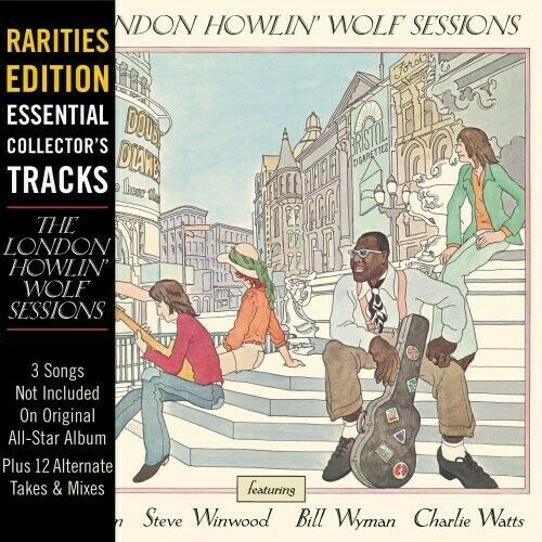 Howlin#x27; Wolf The London Howlin#x27; Wolf Sessions New CD Special Ed