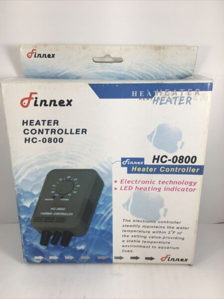 Finnex Heater Controller HC 0800 Electronic TechnologyLED Indicator New Read $49.99