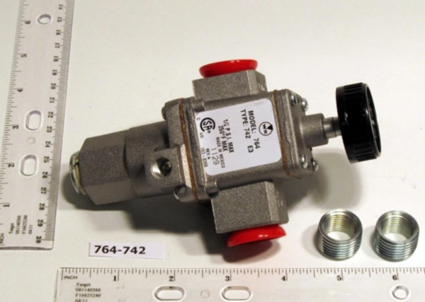White Rodgers 764 742 1 2 Gas Pilot Safety Valve For Natural Or Lp Gas; $127.99