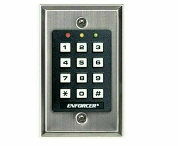 Seco Larm Access Control Keypad indoor stand alone 1000 Users SK 1011 SDQ $63.85