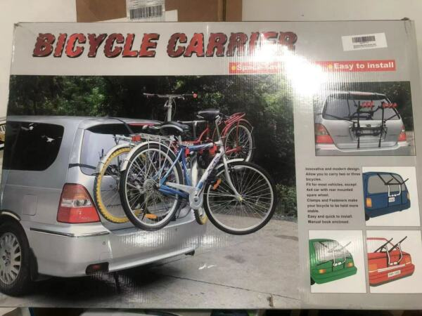 2 3 Bike Bicycle Carrier $59.99