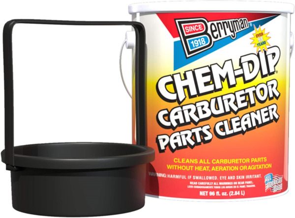 Berryman 0996 ARM B 9 Chem Dip Parts Cleaner with Basket and Armlock 3 4 Gallon $32.14