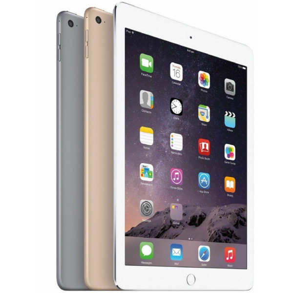 Apple iPad Air 2 2nd Generation 64GB Wi Fi 9.7quot; Gold Silver Space Gray 2014 $199.97