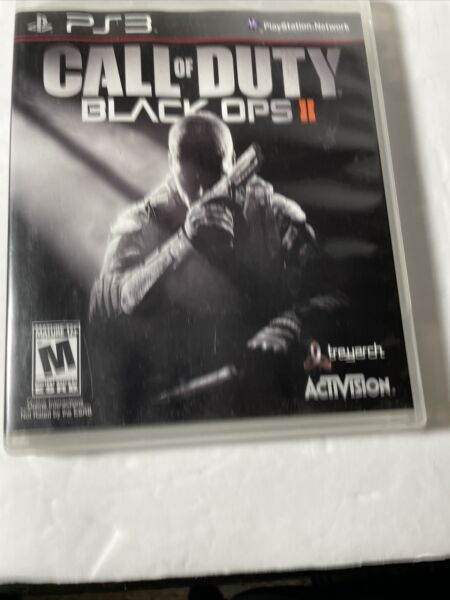 Call of Duty: Black Ops II PlayStation 3 2012 Complete $8.48