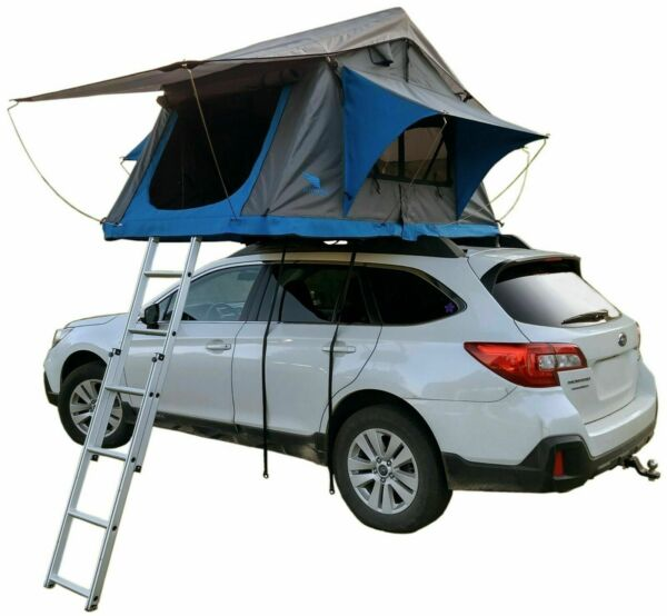 Roof top soft tent 2 person FREE ship to local terminal scratch dent B grade $685.00