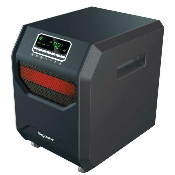 Large Room Electric Heater Infrared Remote 1500 W Space Home Warmth Portable $99.99