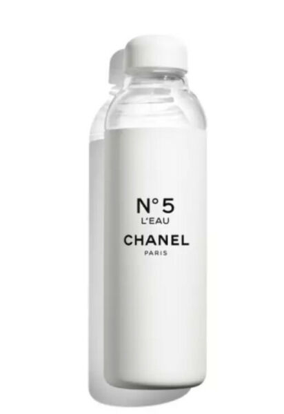 Chanel Factory 5 Water Bottle Cheapest On Ebay 🇬🇧❤️xmas Gift Boxed GBP 125.00