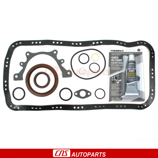 FITS 90-01 HONDA LOWER GASKET SET B16A B17A B18ABC B20BZ