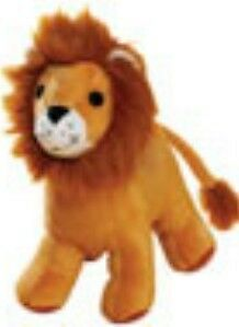 SAFARI FRIENDS DOG TOYS - FREE SHIPPING $8.79