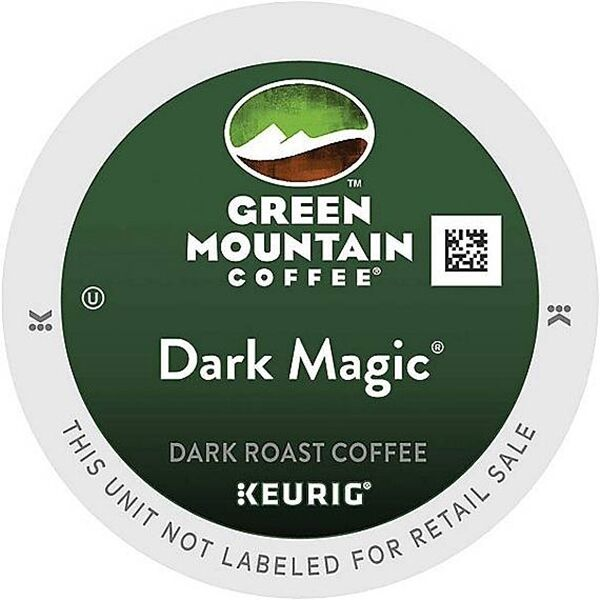 336 K-cups GREEN MOUNTAIN DARK MAGIC EXTRA BOLD COFFEE