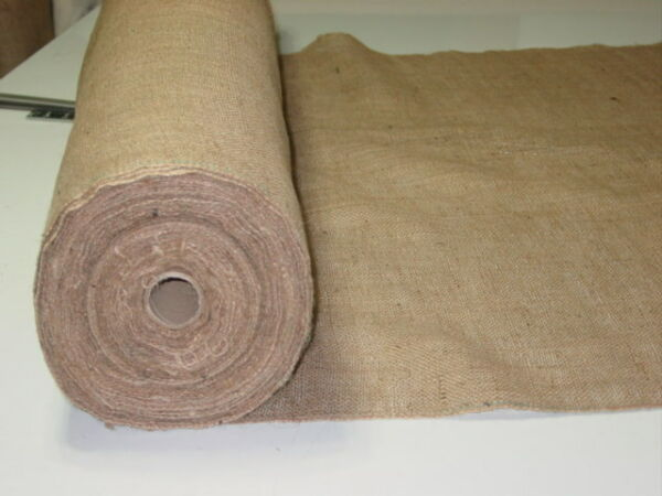 50 yards 60 inch 10 oz Jute Upholstery Burlap Roll ~Wholesale Supplies~