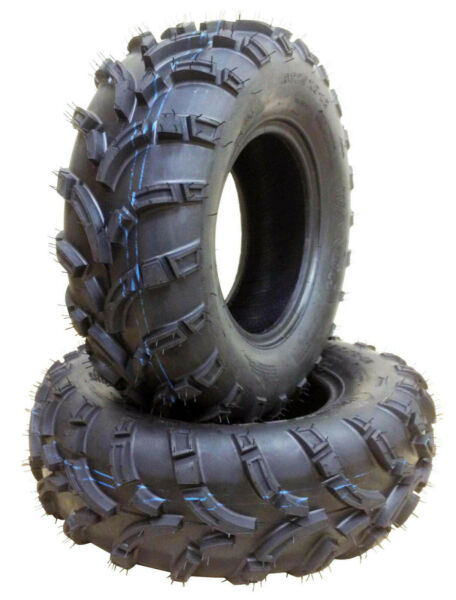 2 New WANDA ATV Tires AT 25x8-12 25x8x12 6PR P373 - 10243