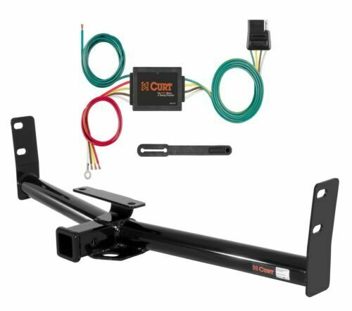 Curt Class 3 Hitch amp; 3 to 2 Wire Taillight Converter for Equinox Torrent Vue $154.99
