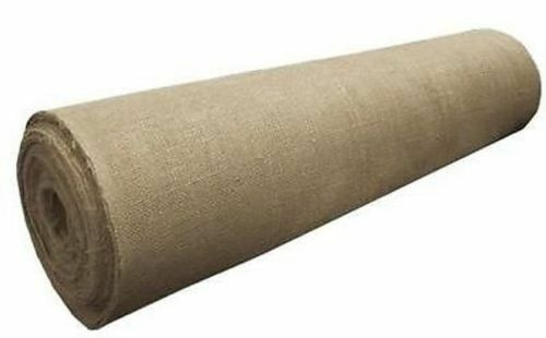Burlap Roll 10oz 48quot; Wide 10 Yards 30 Feet