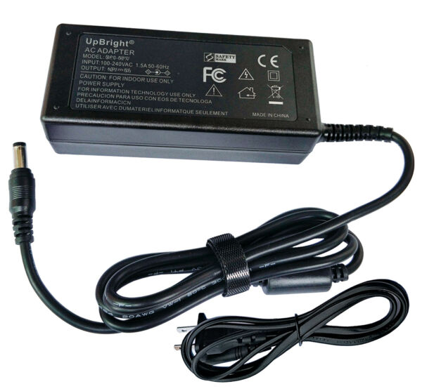 AC Adapter For Seagate Freeagent Desktop 9NK2AL-500 DC Power Supply Cord Charger