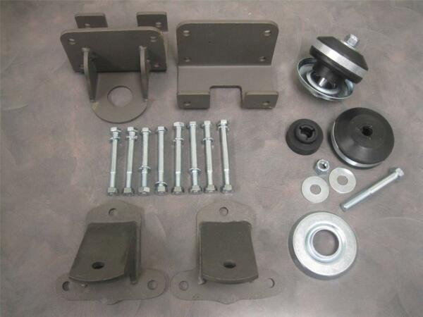 1949 - 1954 Chevy Car Engine Mount Kit Small Block Chevy w Mustang II Front End