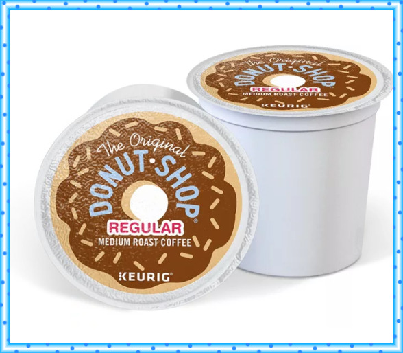 336 K-cups COFFEE PEOPLE THE ORIGINAL DONUT SHOP COFFEE