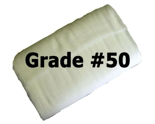 Cheesecloth Grade 50 36quot; Wide By The Yard white