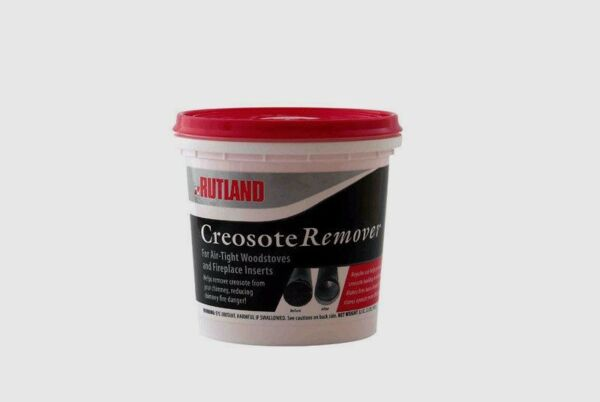 #98 RUTLAND 2lb Dry Creosote Remover Chimney Treatmnt WoodStove Fireplace Insert