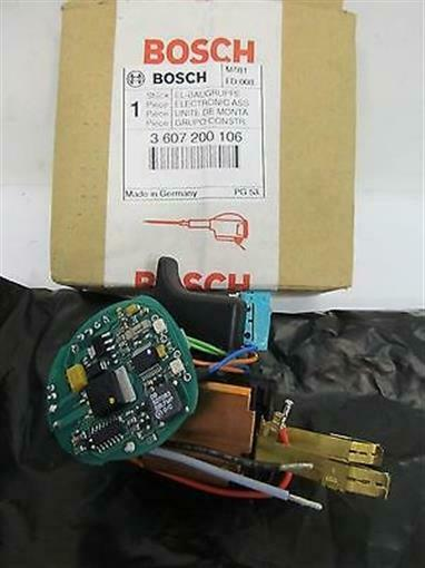 Bosch 3 607 200 106 Electric Assembly Exact 9 Production Cordless Drill $100.00