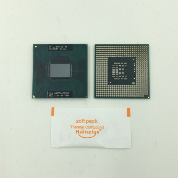Intel Core 2 Duo Mobile T9900 SLGEE 3.06 GHz 6MB 1066MHz Processor Dual Core CPU GBP 56.00