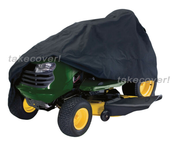 Lawn Tractor Mower Cover Weather UV Protection fits up to 55