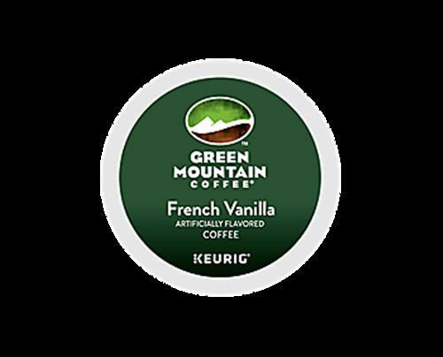 336 K-cups GREEN MOUNTAIN FRENCH VANILLA COFFEE