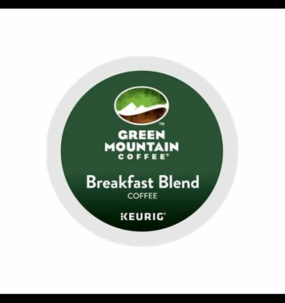 336 K-cups GREEN MOUNTAIN BREAKFAST BLEND COFFEE ***Fresh and Fast***